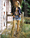 ELLE - September 2008 (9-2008) Italy - Laryssa Castro, Filippa Hamilton-Palmstierna Foto 35 (ELLE - сентябрь 2008 (9-2008) Италия - Laryssa Кастро, Филиппа Гамильтон-Пальмшерна Фото 35)