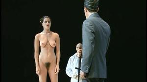 Nina Kunzendorff Explicit Naked Scene