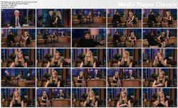 Anna Torv @ The Tonight Show w/Jay Leno 2010-11-15