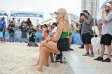 Katrina Bowden -                  iHeart Summer Weekend Celebrity Volleyball Tournament Miami Beach June 10th 2017.