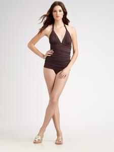 Камила Финн, фото 4. Camila Finn Sak Fifth Avenue Swimwear Photoshoot, photo 4