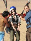 "Allison Scagliotti - ""Destination Truth"" Twitter Picture - Dec 6, 2011 (x1)"
