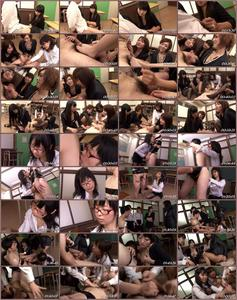 NFDM-240 Female Teachers Bondage Forcible Shot Hell Asian Femdom