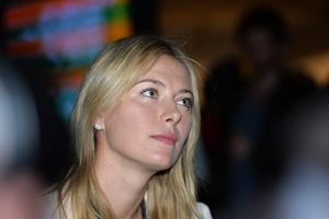 Maria Sharapova - 2013 French Open draw ceremony 5/24/13
