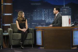 Jessica Alba - Jimmy Kimmel Live Stills
