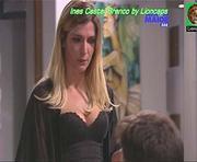 Ines Castel Branco sensual em lingerie na novela Amor Maior