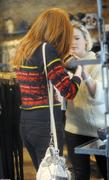 Карен Гиллан, фото 105. Karen Gillan shopping in London MAR-6-2012, foto 105