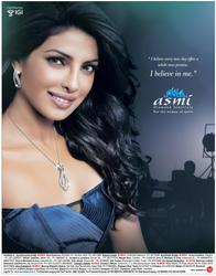 Priyanka Chopra - Asmi Diamond Ads - x4 HQ