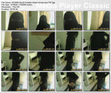 Saudi Arabian Niqabi ShowsHer Ass-AS3486
